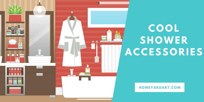 Cool Shower Accessories